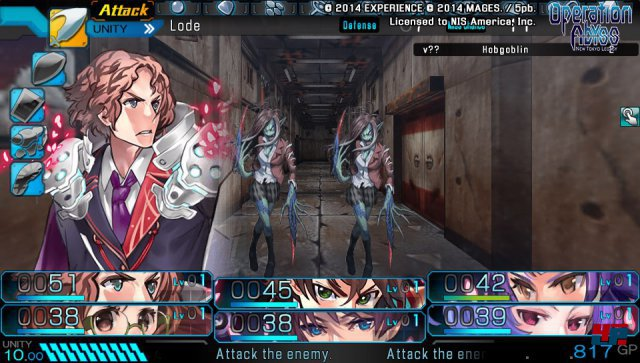 Screenshot - Operation Abyss: New Tokyo Legacy (PS_Vita) 92501422