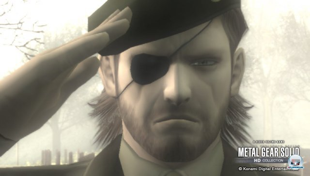 Screenshot - Metal Gear Solid: HD Collection (PS_Vita)