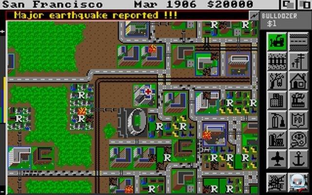 Screenshot - SimCity (Klassiker) (PC) 92456962