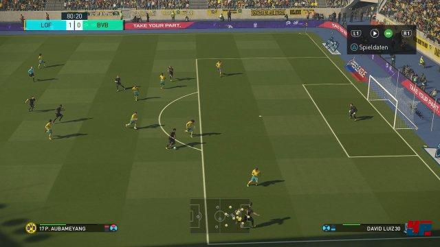 Screenshot - Pro Evolution Soccer 2018 (360) 92552526