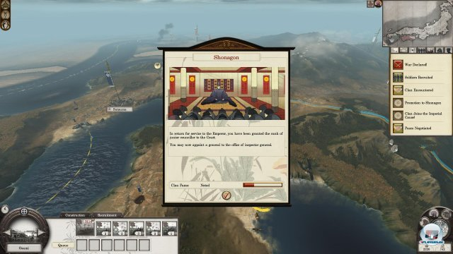 Screenshot - Total War: Shogun 2 - Fall of the Samurai (PC)