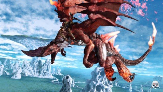 Die bewaffneten Drachen fliegen endlich wieder!