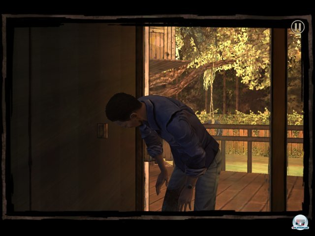 Screenshot - The Walking Dead (iPad) 2379117