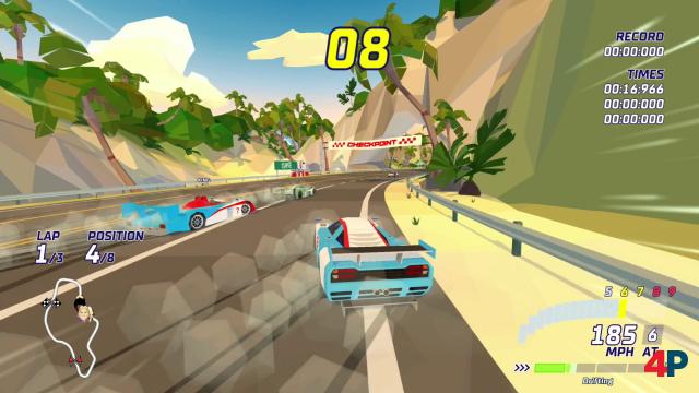 Die besten Drifts seit Outrun 2 und Ridge Racer: Freut euch auf ein grandioses Fahrgefühl!