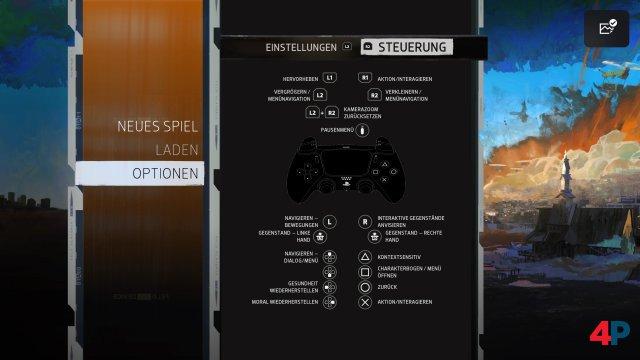 Screenshot - Disco Elysium (PlayStation5)