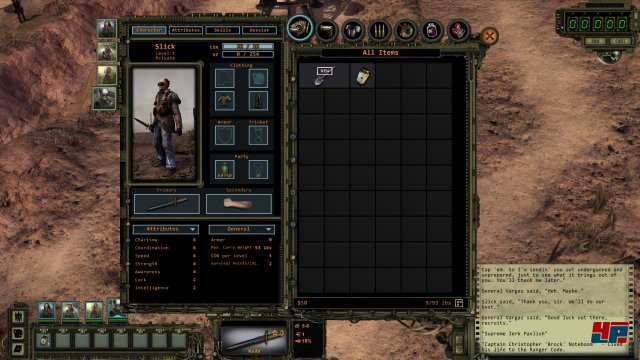 Screenshot - Wasteland 2 (PC) 92490601