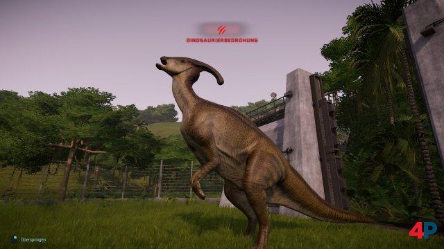 Screenshot - Jurassic World Evolution: Return to Jurassic Park (PC) 92603263