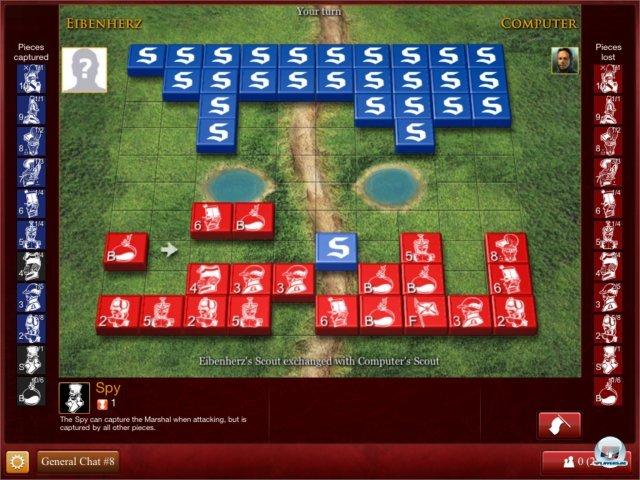 Screenshot - Stratego (iPad)