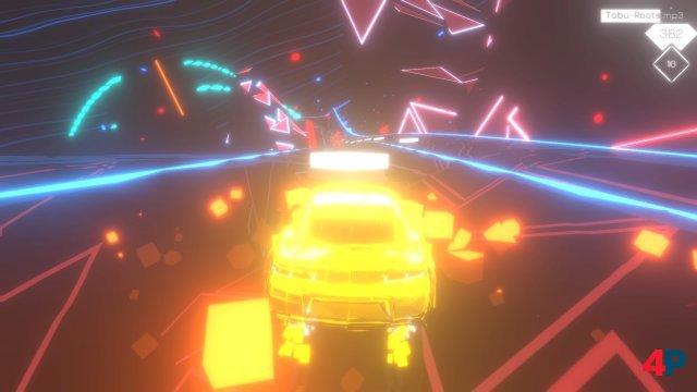 Screenshot - Music Racer (PS4) 92606563