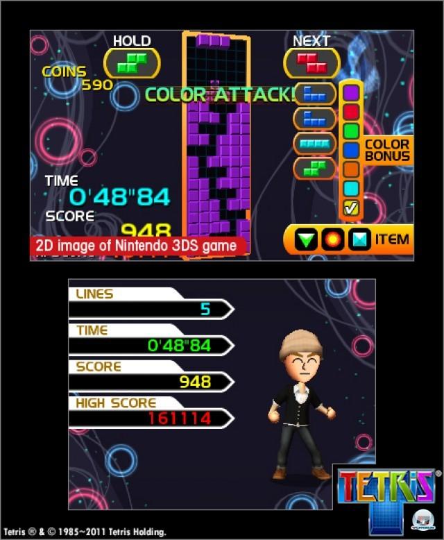 Screenshot - Tetris (3DS) 2231153