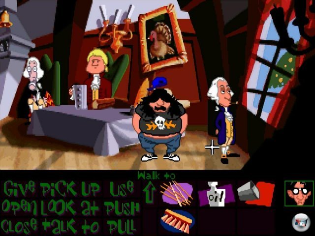 Screenshot - Day of the Tentacle (PC) 2322147