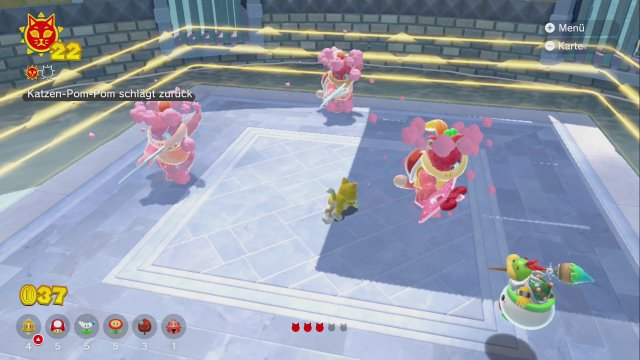 Screenshot - Super Mario 3D World   Bowser's Fury (Switch) 92634401