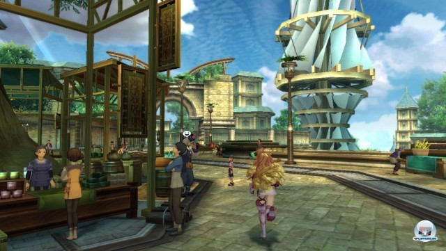 Screenshot - Tales of Xillia (PlayStation3) 2219269