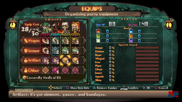 Screenshot - Lapis x Labyrinth (PS4) 92588413