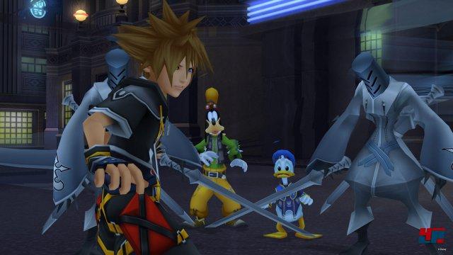 Screenshot - Kingdom Hearts HD 2.5 ReMIX (PlayStation3) 92491480