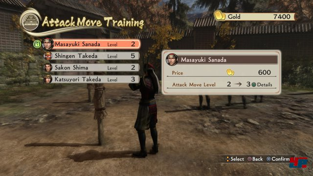 Screenshot - Samurai Warriors: Spirit of Sanada (PC) 92542358