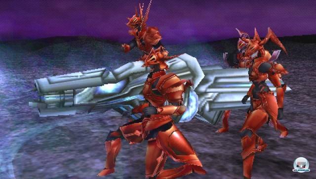 Screenshot - White Knight Chronicles: Origins (PSP) 2226963