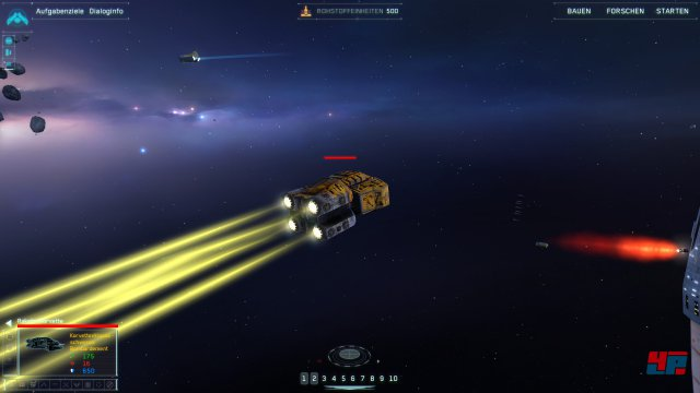 Screenshot - Homeworld Remastered Collection (PC) 92500169