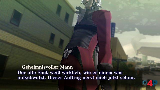Ein Treffen mit Dante gibt