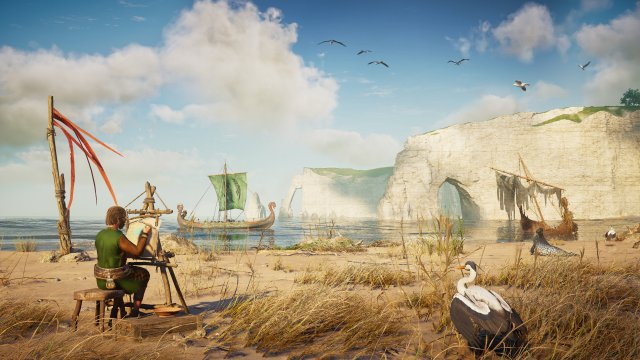 Screenshot - Assassin's Creed Valhalla: Die Belagerung von Paris (PC, PS4, PlayStation5, One, XboxSeriesX)
