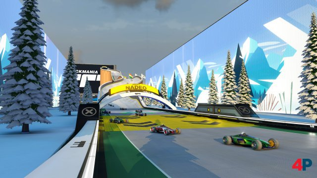 Screenshot - Trackmania (PC)