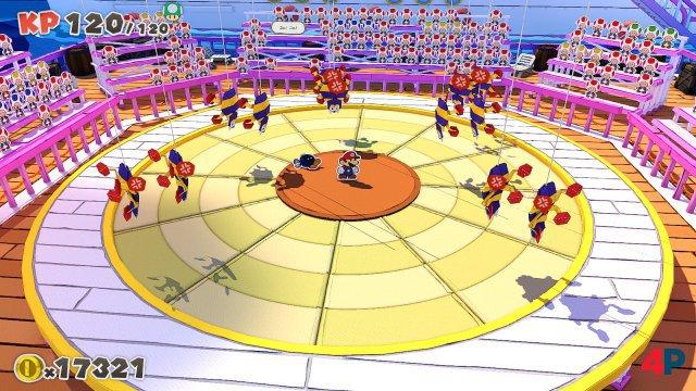 Screenshot - Paper Mario: The Origami King (Switch) 92619584