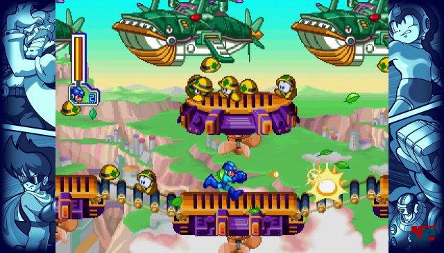 Die Teile 7 und 8 aus 16- bzw. 32-Bit-Zeiten zeigen sich farbenfroher als die Vorgänger.