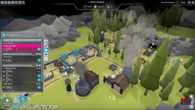 Screenshot - The Colonists (PC)