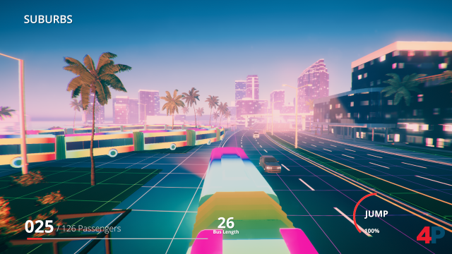 Screenshot - Snakeybus (PS4)
