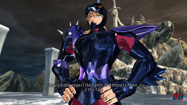 Screenshot - Saint Seiya: Soldiers' Soul (PC) 92509014