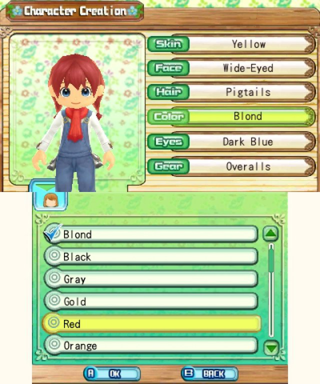 Screenshot - Harvest Moon 3D: A New Beginning (3DS) 92469861