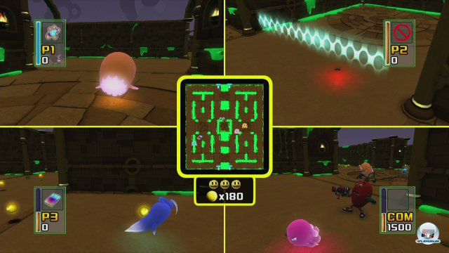 Screenshot - Pac-Man and the Ghostly Adventures (360) 92469482