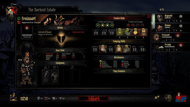 Screenshot - Darkest Dungeon (PC) 92499023