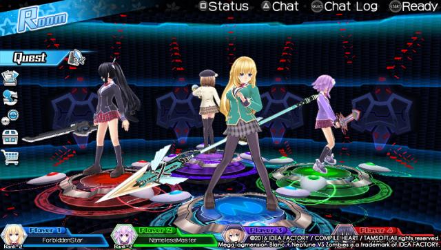 Screenshot - MegaTagmension Blanc   Neptune VS Zombies (PS_Vita) 92525112