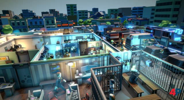 Screenshot - Rescue HQ - The Tycoon (PC)