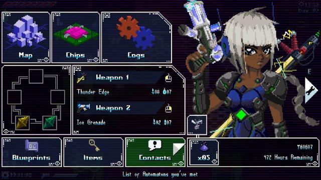 Screenshot - Unsighted (PC)