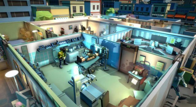Screenshot - Rescue HQ - The Tycoon (PS4, One)