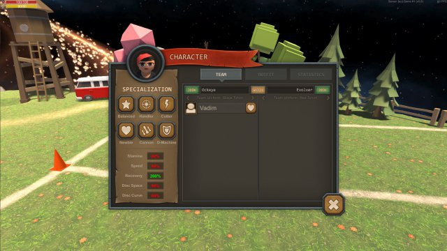 Screenshot - Disc Space (PC)
