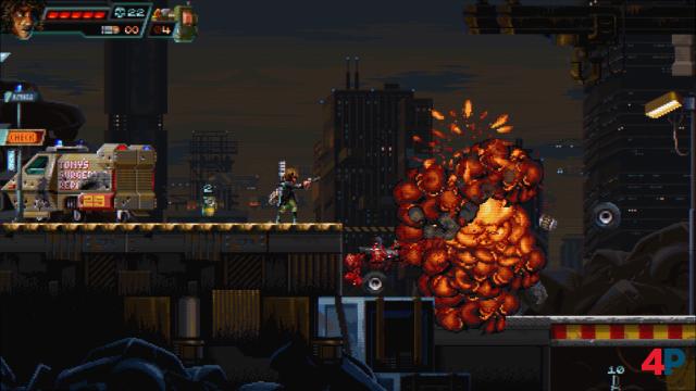 Screenshot - Huntdown (PS4) 92613388