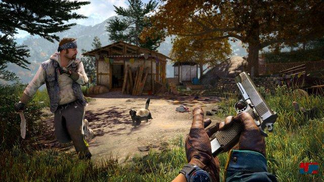 Screenshot - Far Cry 4 (360) 92484050