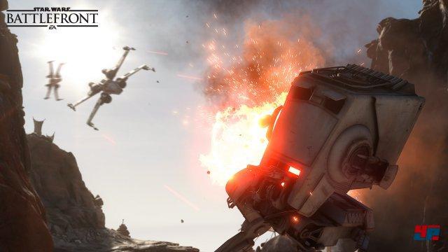Screenshot - Star Wars: Battlefront (PC) 92508281