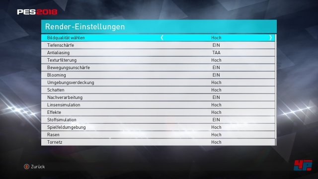 Screenshot - Pro Evolution Soccer 2018 (PC) 92552727