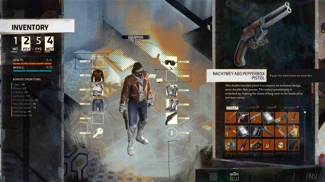 Screenshot - Disco Elysium (PC, PS4, PlayStation5) 92638236