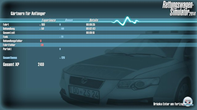 Screenshot - Rettungswagen-Simulator 2014 (PC) 92468164