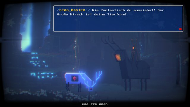 Screenshot - Narita Boy (PS4) 92639000