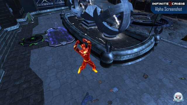 Screenshot - Infinite Crisis (PC)