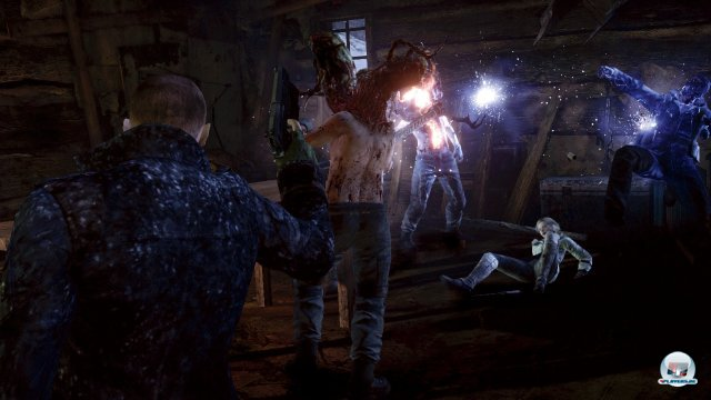 Screenshot - Resident Evil 6 (360) 2387317