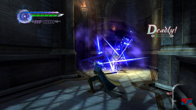 Screenshot - Devil May Cry 4 (PlayStation4) 92504974