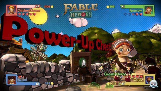 Screenshot - Fable Heroes (360) 2327527