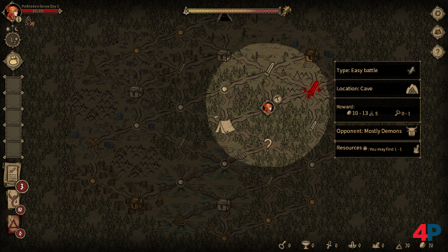 Screenshot - Deck of Ashes (PC)